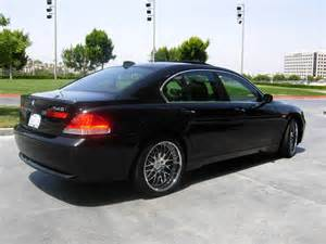 2002 Bmw 7 Series 2002 Bmw 7 Series Pictures Cargurus