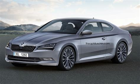 skoda coupe 2017 audi a5 coupe with skoda headlights looks decent