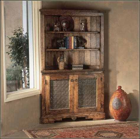 rustic corner china cabinet best and popular corner china cabinet the clayton design