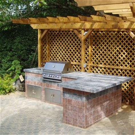 how to build a backyard grill backyard bbq ideas design ideas outdoor living spaces