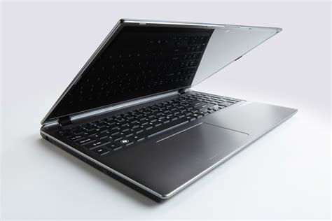 Laptop Acer Ultrabook acer unveils the thinnest ultrabook a 15 quot ultrabook a 1080p tablet and acercloud
