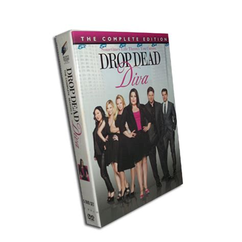 drop dead seasons drop dead season 5 dvd box set