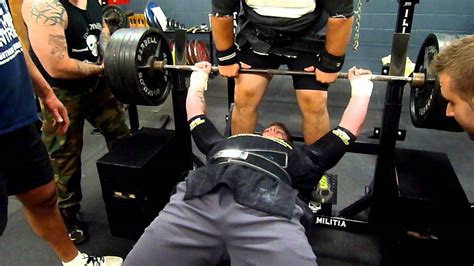 600 lb bench press chris skoda joins the 600 lb bench club at montreal