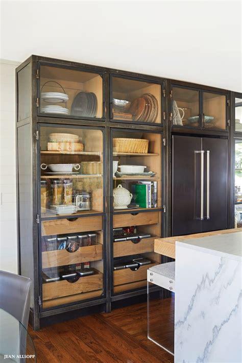 design affections glass kitchen cabinets metal kitchen