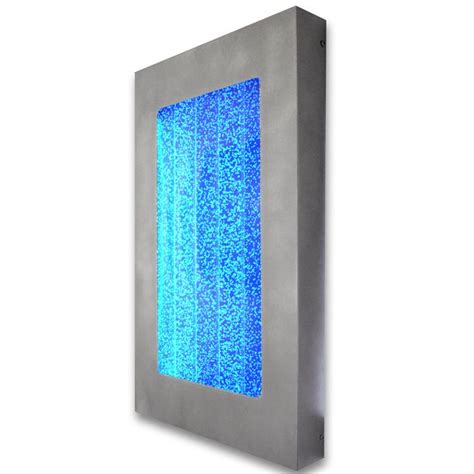 led light bubble wall 1000 images about bubble wall water features on pinterest