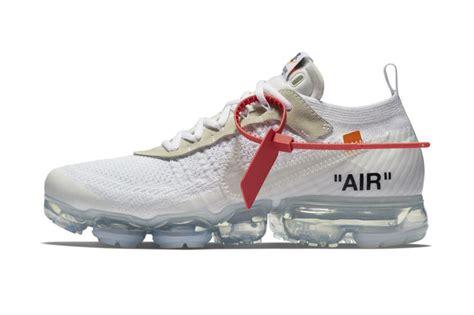 Nike X White Vapormax The Ten the 10 air vapormax flyknit x white nike vn