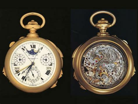 21 most expensive patek philippe watches