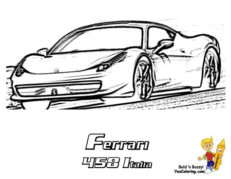 free 458 coloring pages