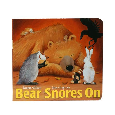 bear snores on bear snores on board book rocky mountain conservancy