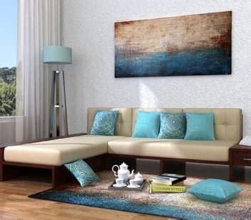 Buy Living Room Furniture Online India Starts ? 1,499   WoodenStreet