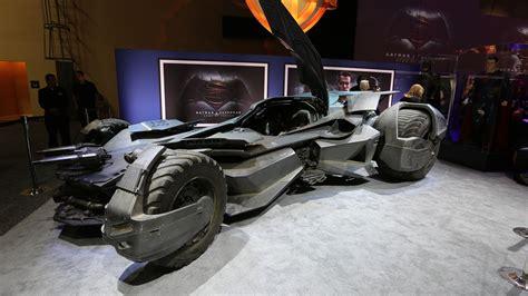 Batmobile Batman V Superman batman vs superman batmobile weapons details collider