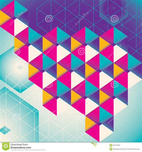 imagenes abstractas figuras geometricas abstracci 243 n geom 233 trica colorida