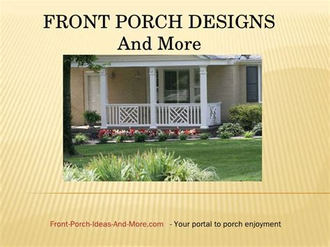 front porch plans free mobile home front porch designs