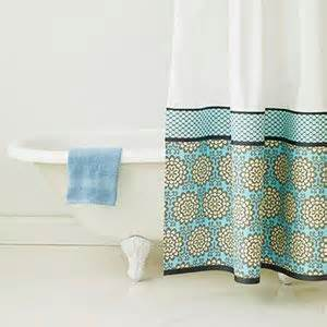 how to sew two curtains together shower curtain tutorial love how this is pieced together