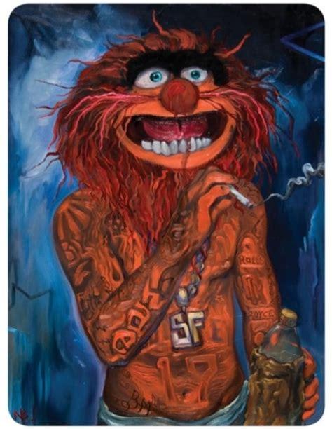 tattoo animal muppets 114 best animal muppet images on pinterest animal muppet