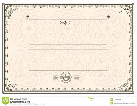 Certificate border design vector free download resume pdf download certificate border design vector free download yadclub Choice Image