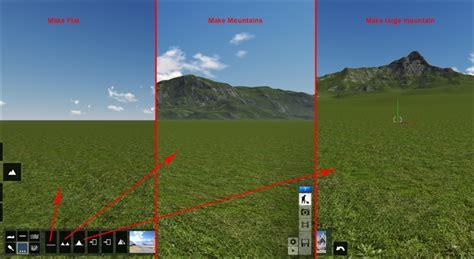 lumion terrain tutorial working with the terrain submenu mastering lumion 3d book