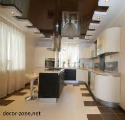 stylish kitchen ceiling designs ideas photos and types