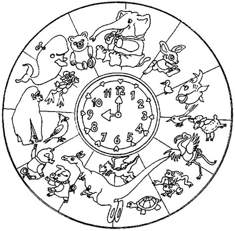 mandala coloring pages of animals 1000 images about wild animals coloring pages on