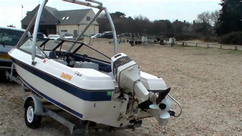 1989 sunbird boat sunbird spl 150 bowrider wakeboard ski boat youtube