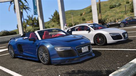 Audi R8 V10 Tuning by Audi R8 V10 2013 Ppi Razor Tuning Add On Vehicules