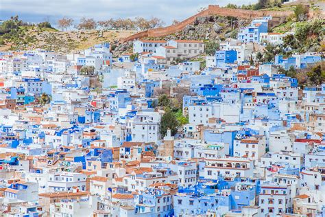blue city in morocco the about morocco s blue city chefchaouen
