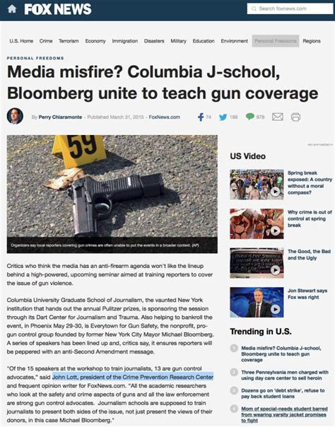 news articles from 2015 view articles from 2006 2007 2008 cprc at fox news quot media misfire columbia j school