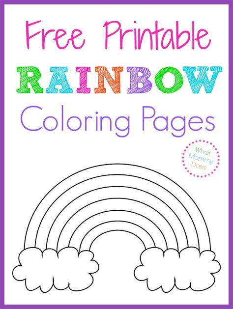 sectionalism for kids best 25 rainbow crafts ideas on pinterest rainbow
