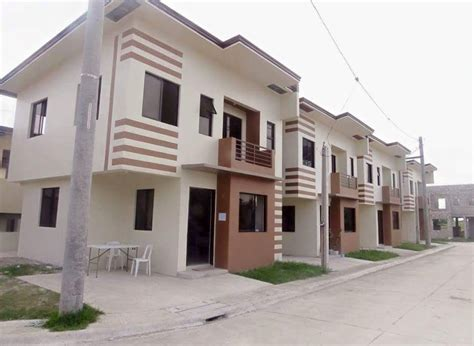 subdivision house design in the philippines cavite subdivision homes