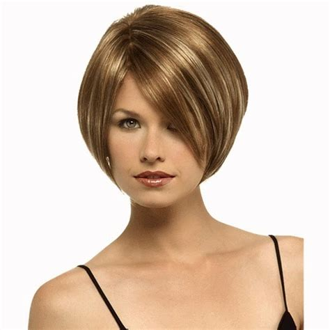 short hair with high light short brown hair with highlights short hairstyle 2013
