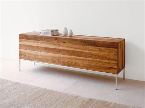 nest modern furniture buy the e15 sb02 farah sideboard walnut at nest co uk