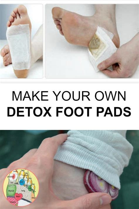 Make Your Own Detox by Make Your Own Detox Foot Pads