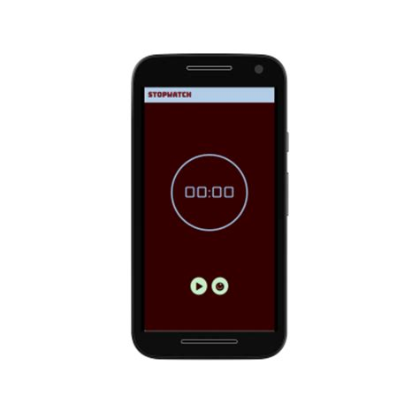 stopwatch android sound stopwatch free android app android freeware