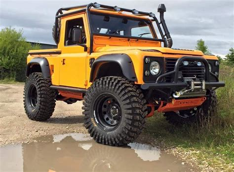 jeep pickup 90s land rover defender 90 tdi pickup truck nas edition
