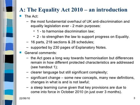 section 149 of the equality act 2010 equality act 2010 presentation