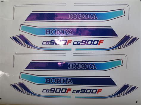 Aufkleber Honda Boldor dekor und aufkleber alles f 252 r die boldor