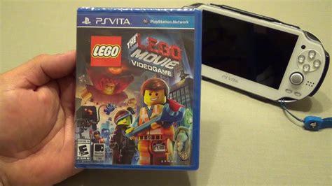 Psvita The Lego Videogame psvita the lego on