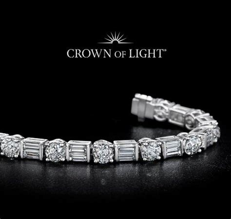 crown of light diamonds exclusively available at diamonds