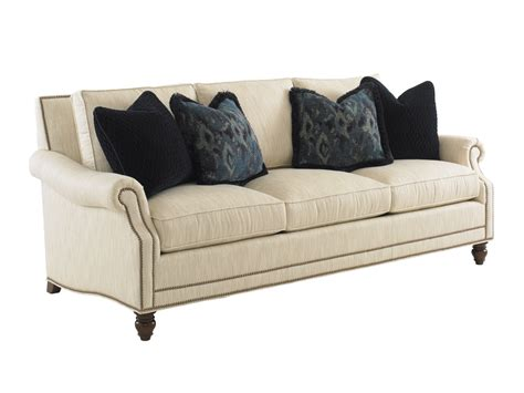 tommy bahama sleeper sofa landara shoal creek sofa lexington home brands