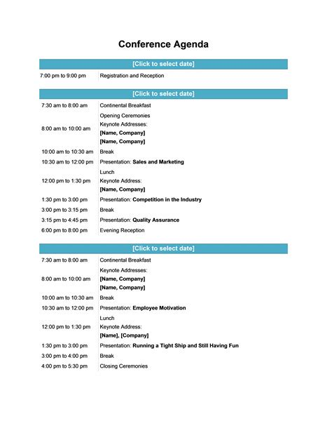 event agenda template 15 meeting agenda templates excel pdf formats