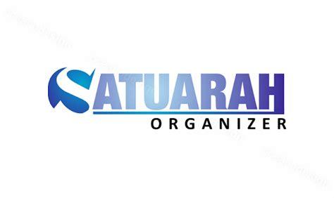 jasa desain logo murah jogja logo satuarah organizer jasa desain grafis jogja