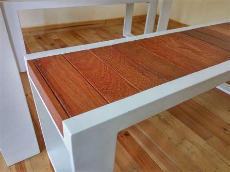 Meja Makan Kayu Getah jual meja makan minimalis kayu merbau di lapak cv gallery
