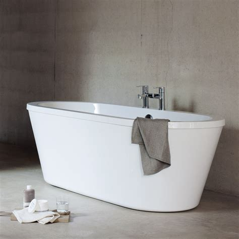 bathtub online cleargreen freestark double ended freestanding bath online