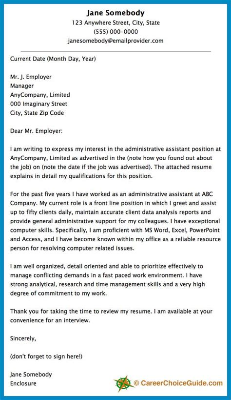 do employers read cover letters cover letter 187 it entry level cover letter cover letter