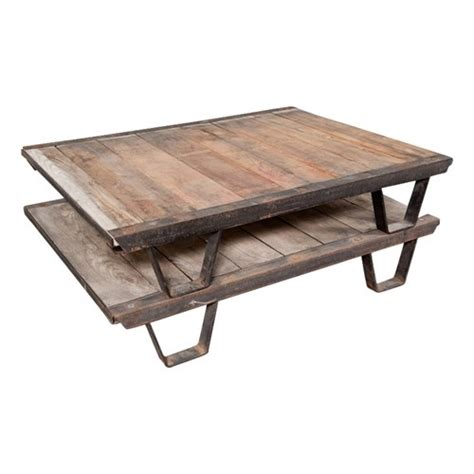 1000 images about coffee tables on reclaimed