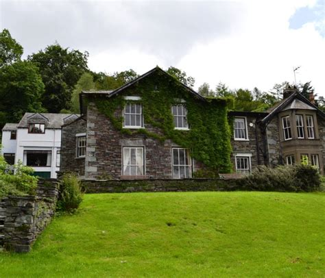 helm crag a cottage in grasmere cumbria