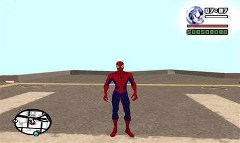 Gta San Andreas Spiderman Mod Game Free Download For Pc | ultimate spiderman ped v2 file mod db