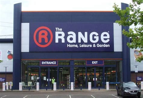 the range store the range to open new store in carlow