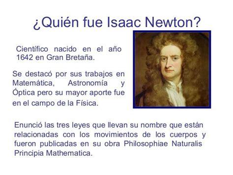 quien era newton resultado de imagen de quien es isaac newton frases
