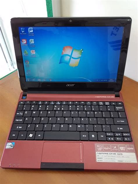 Laptop Acer Aspire One D270 Bekas netbook acer aspire one d270 mulus like new sold out toko jual beli laptop bekas dan kamera